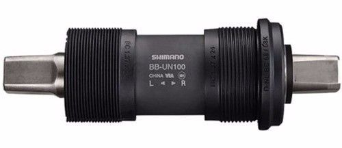 Movimento Central Shimano BB-100 122.5Mm Para Bicicleta
