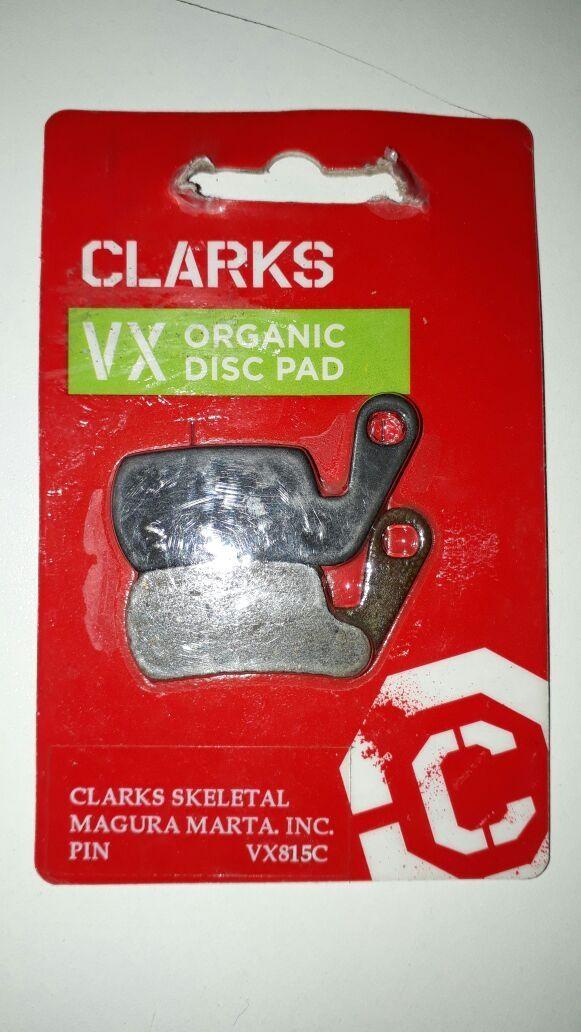 Pastilha De Freio Clarks Vx 810 C M555