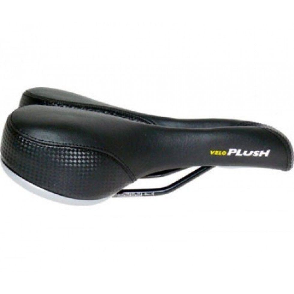 Selim Velo Plush VL-3030  Preto Vazado Confortável