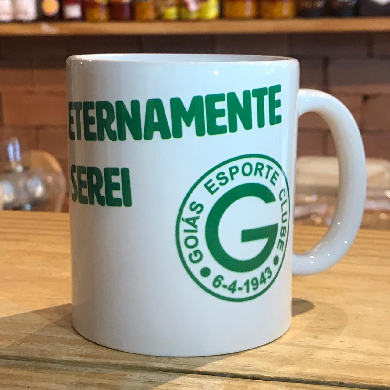 Caneca Eternamente Serei Goiás