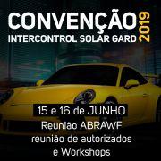 CONVENÇÃO INTERCONTROL - 15/06 E 16/06 TODOS OS EVENTOS