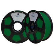 Filamento PLA Verde Escuro 1,75mm - 1kg