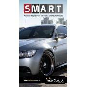 SMART51BL PELÍCULA DE CONTROLE SOLAR EM PROFUNDIDADE (AZUL NATURAL) 50 - 1,52X5M