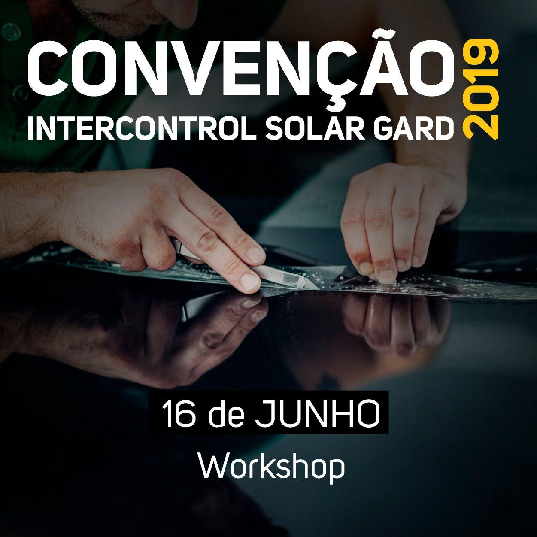 CONVENÇÃO INTERCONTROL - 16/06 WorkShop InterControl