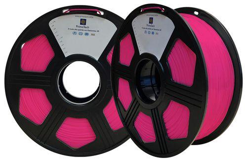 Filamento PLA Rosa Escuro 1,75mm - 1kg