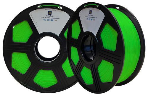 Filamento PLA Verde 1,75mm - 1kg