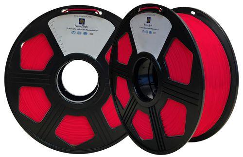 Filamento PLA Vermelho 1,75mm - 1kg
