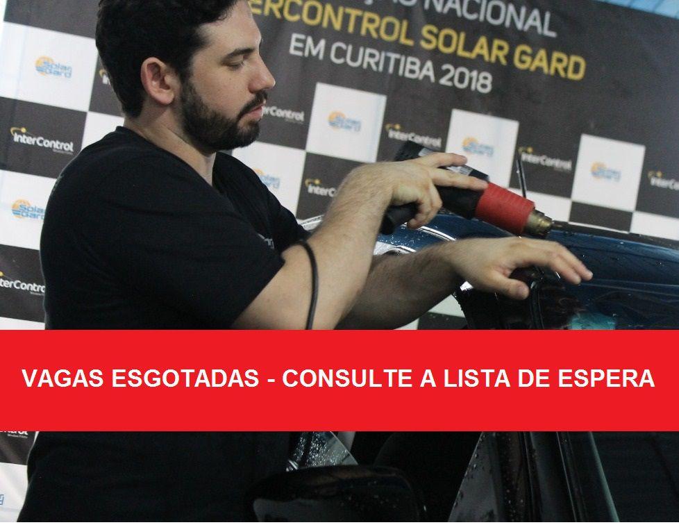 Treinamento em CURITIBA - 28/03 - LISTA DE ESPERA