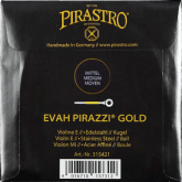 Corda Mi Avulsa para Violino 4/4 - Pirastro Evah Pirazzi Gold