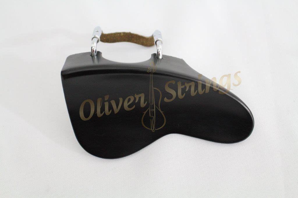 Queixeira de ébano para violino modelo berber (feijão)