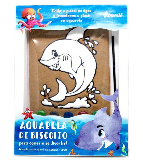 Aquarela Tubarão 150g