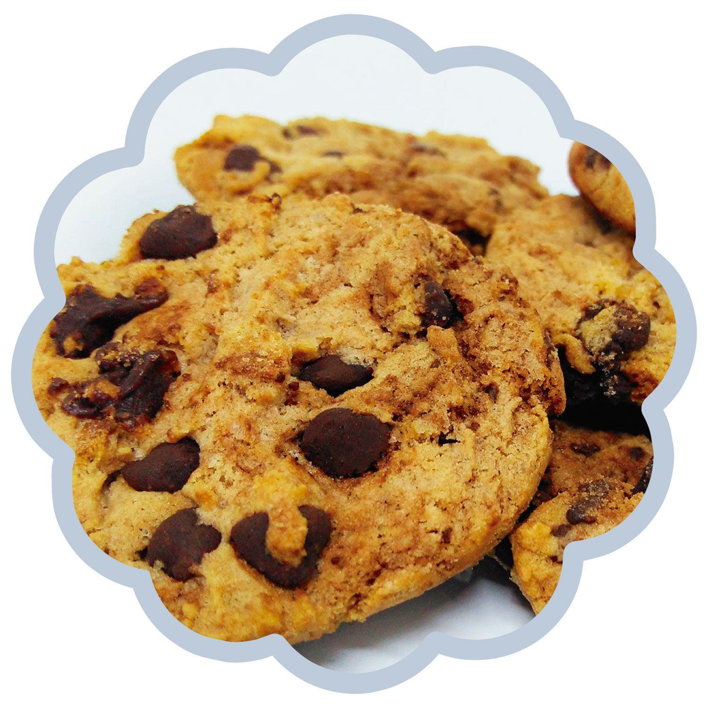 Cookie de Baunilha - LATA - 200g