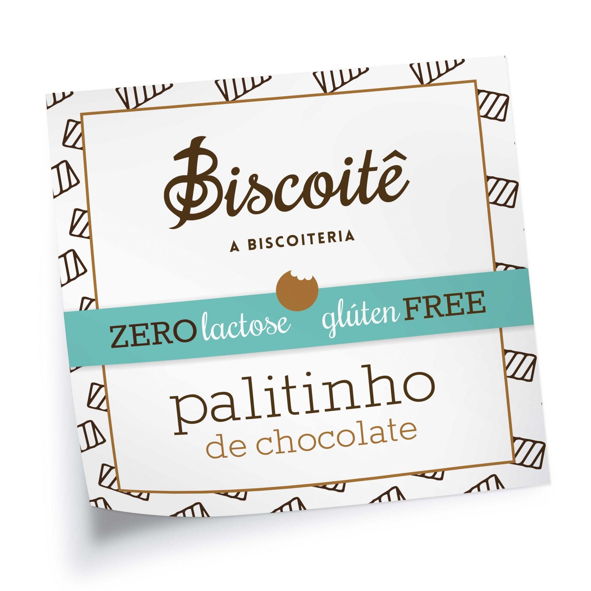 Palitinho de Chocolate Zero  - 110g