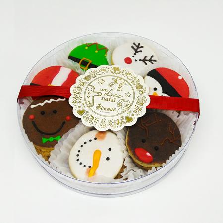 Seleção de Biscoitos - 240g