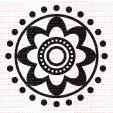 022 - Mandala com pontinhos  - SCRAP GOODIES