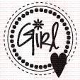 043 - Girl com pontilhado  - SCRAP GOODIES