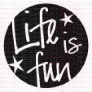 027 - Life is fun - SCRAP GOODIES