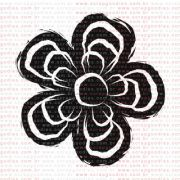 139 - Florzinha negativo - SCRAP GOODIES