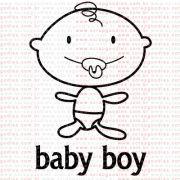 274 - Baby Boy - SCRAP GOODIES