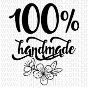 679 - 100% handmade