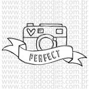 711 - PERFECT - fita com câmera