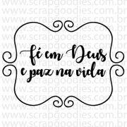 752 - Fé em Deus e paz na vida