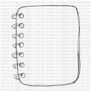 778 - Caderno espiral