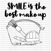 808 - Smile is the best make up