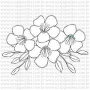 798 - Flores bouquet