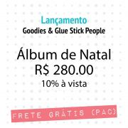 KIT ÁLBUM DE NATAL 2018