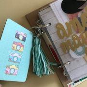 KIT Mini-Álbum JuTonin - Scrap2gether - SCRAP GOODIES