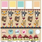 PP110 - #Fofurice - SCRAP GOODIES
