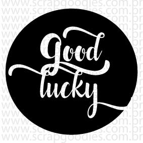 675 - Good Lucky  - SCRAP GOODIES