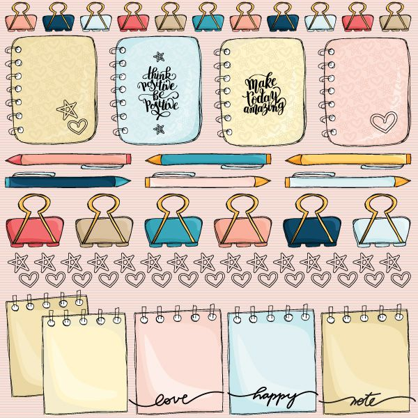 PP143 - PLANNER  - SCRAP GOODIES