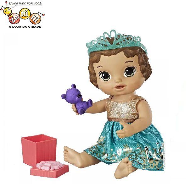 fe9a8e74f5 Baby Alive Festa Surpresa Morena