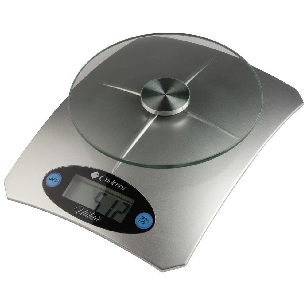 Balança de Cozinha Cadence Utilità Eletrônica BAL153