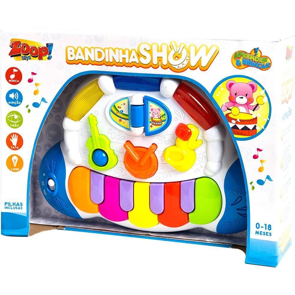 Bandinha Show Zoop Toys