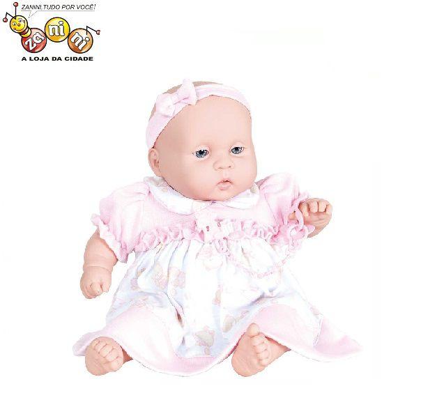 Boneca Bebê Bolofos Diversas frases Cotiplás -2071