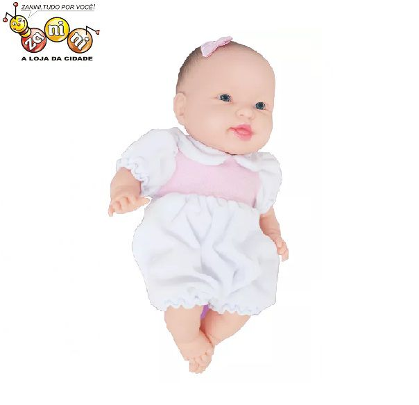 Boneca Cheirinho de Bebê Cotiplas
