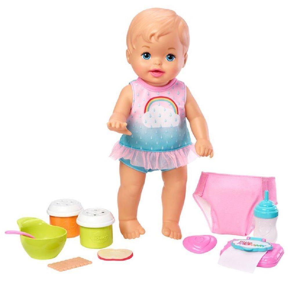 Boneca Little Mommy - Faz Xixi Deluxe Mattel