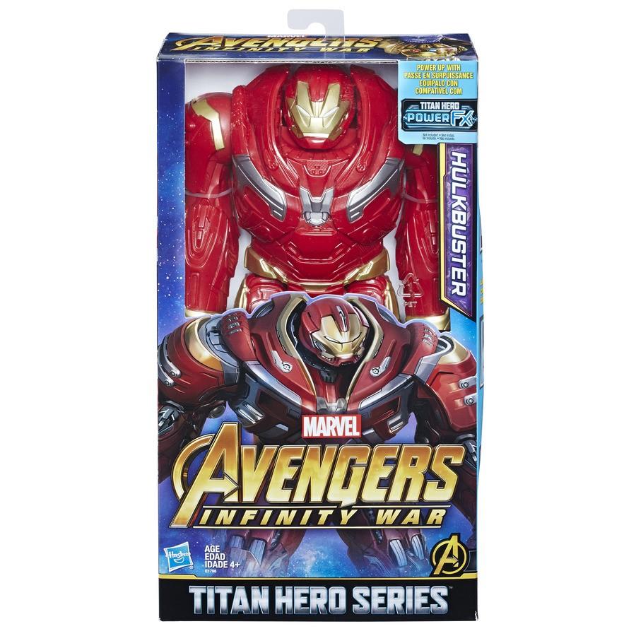 Boneco Vingadores: Guerra Infinita Hulkbuster Hasbro