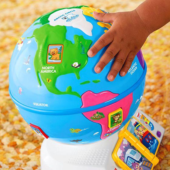 Globo Aprender & Brincar Fisher-Price