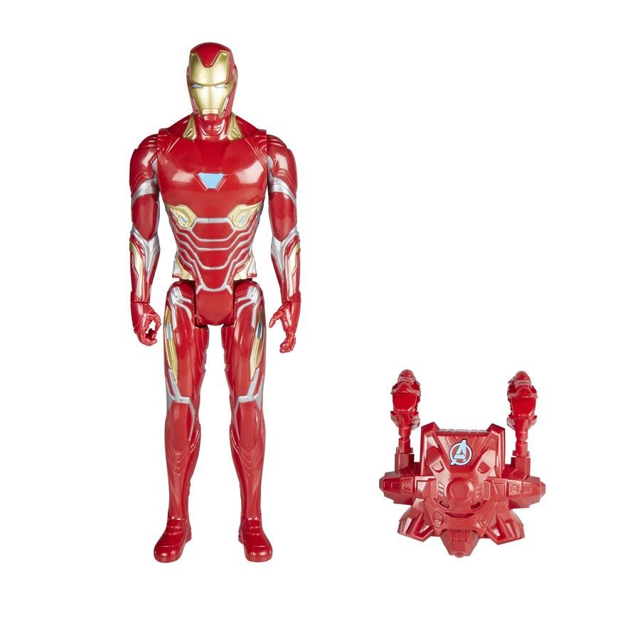 Homem de Ferro Avengers Power Pack Hasbro