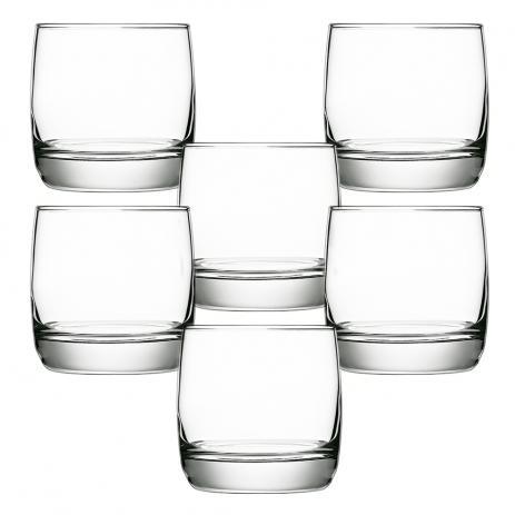 Jogo Copo de vidro Vigne Luminarc 6 peças 310 ml