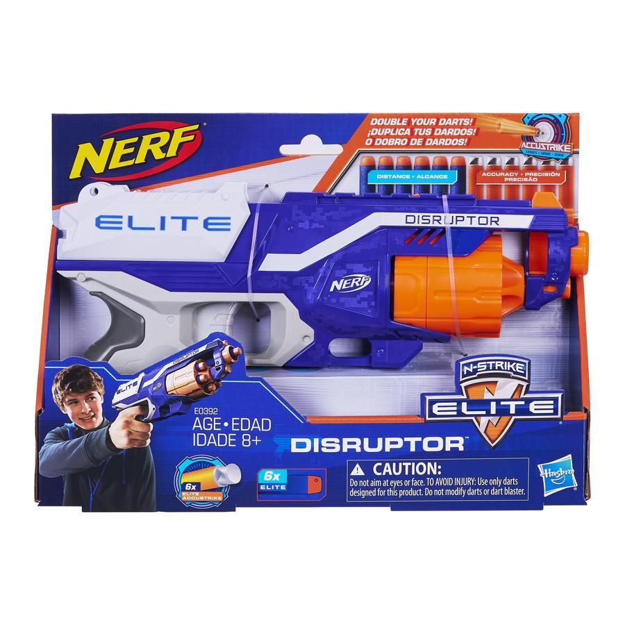 Lança Dardo Nerf Disruptor Hasbro