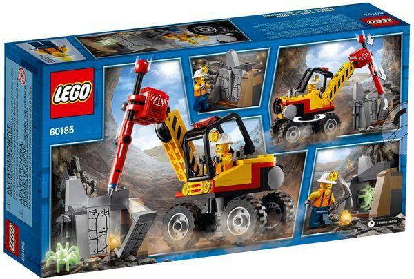 Lego 60185 - Divisor de potência de mineração