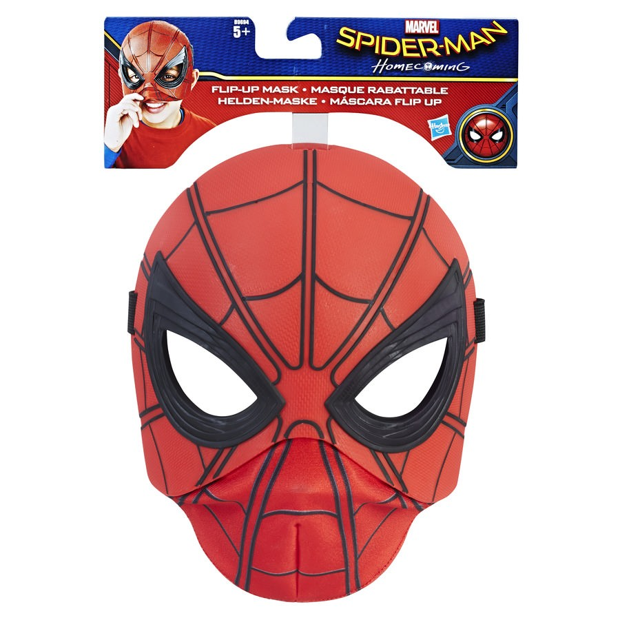 Máscara Spider-Man Marvel Hasbro