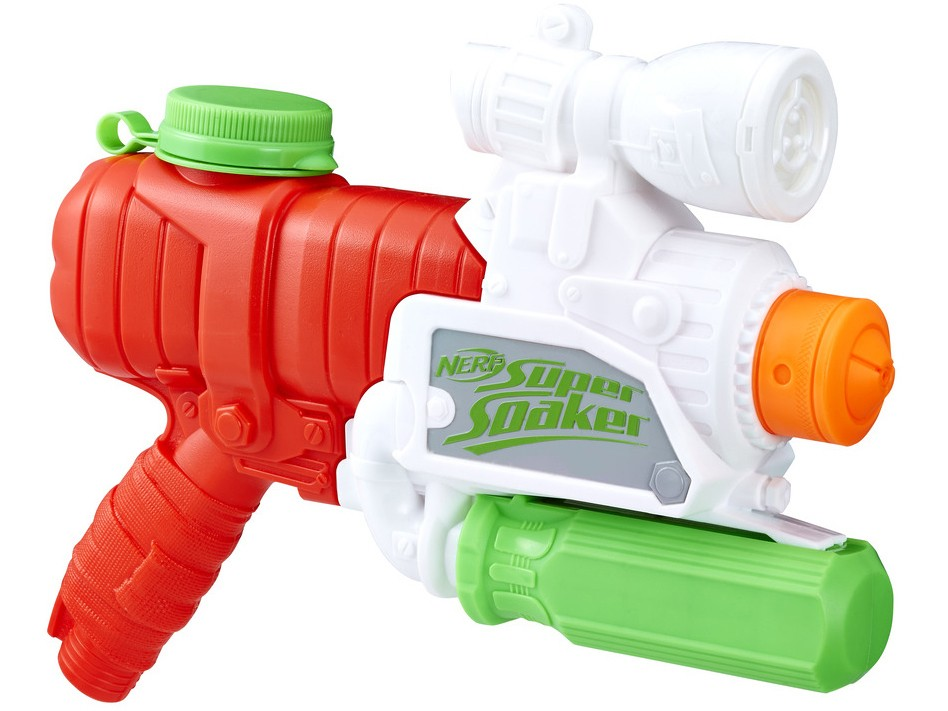 Nerf Super Soaker Zombie Strike Dreadsight Hasbro