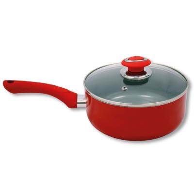 Panela Ecolumi Style Vermelha para Molho 16 cm ECO-410