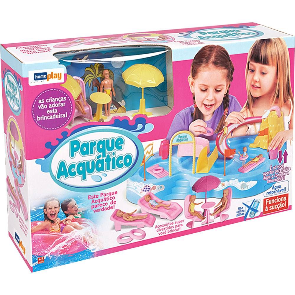 Parque Acquático Homeplay